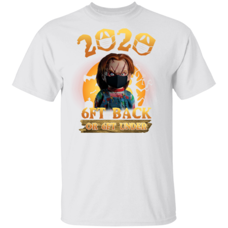 2020 6ft back or 6ft under shirt
